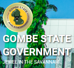 Gombe State government logo